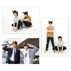 【弥会2】タワコマブロマイド 3枚セット