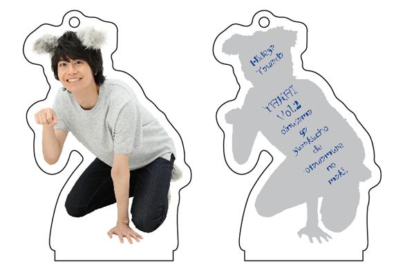 【弥会2】お犬様アクリルフィギュア~多和田任益