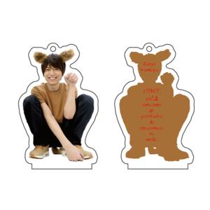 【弥会2】お犬様アクリルフィギュア~小松準弥